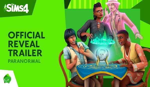 Les Sims 4 Paranormal Télécharger PC